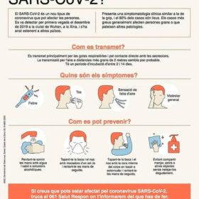 Evitem el coronavirus
