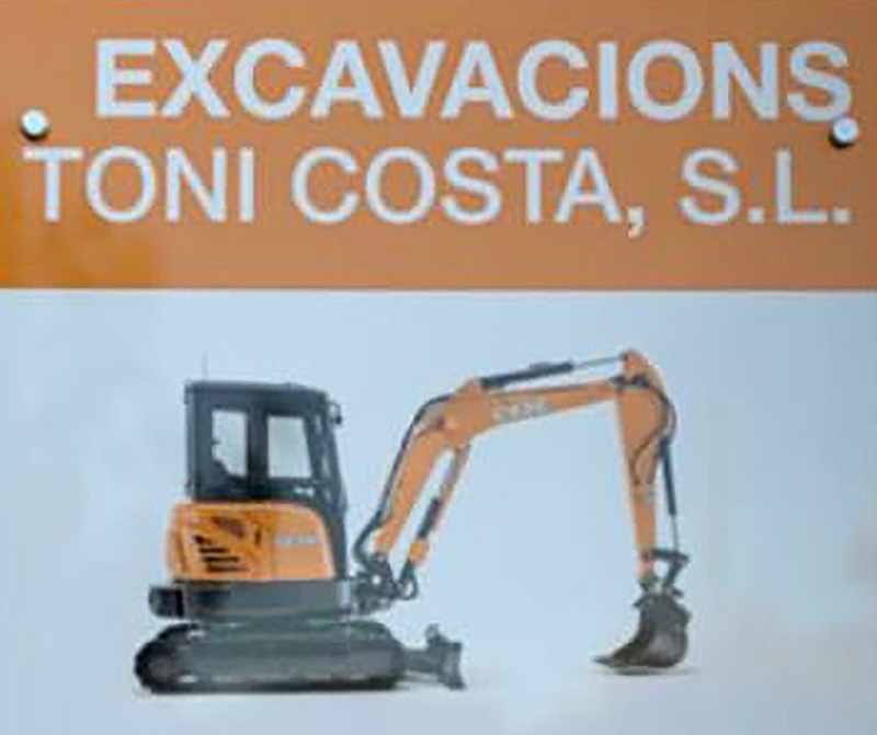 Excavacions Toni Costa S.L.